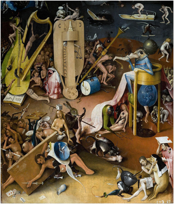 Hieronymus van Aken painting