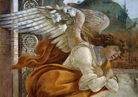 angel botticelli