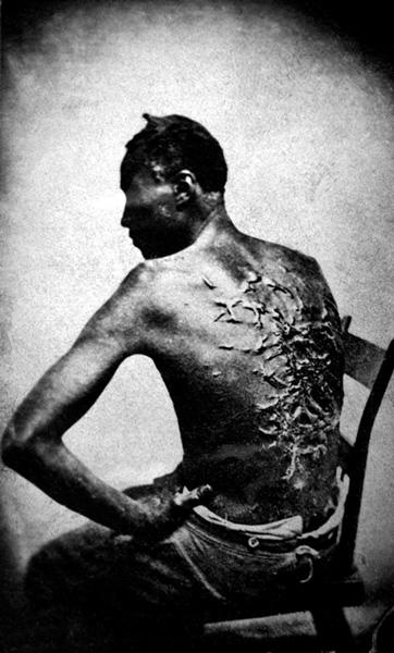black slavery in america